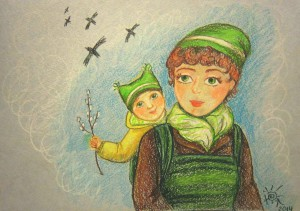 Рисунок Юлии Ланковой